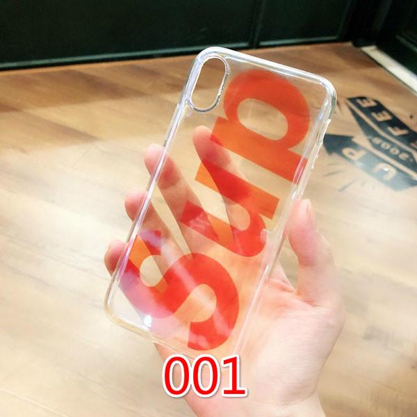 シュプリーム iphone8 plus ハードケース