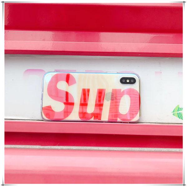 シュプリーム アイフォン6プラス ケース