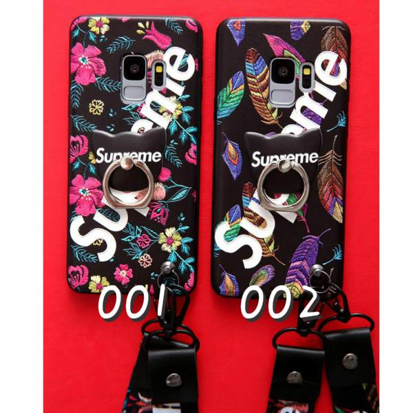 iphone8 カバー シュプリーム