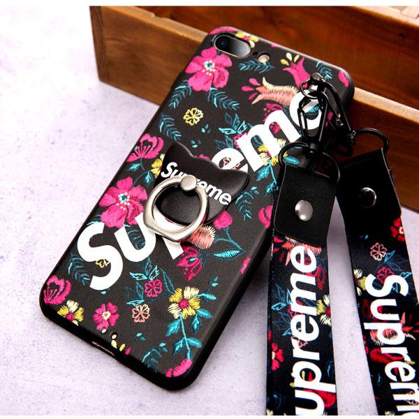 supreme アイフォン8プラス カバー