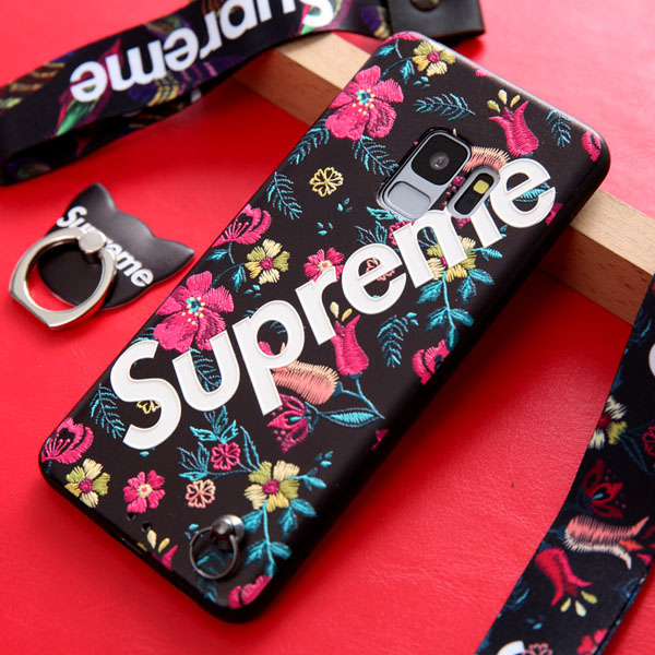 シュプリーム iphone7 plus ケース ホルダーリング