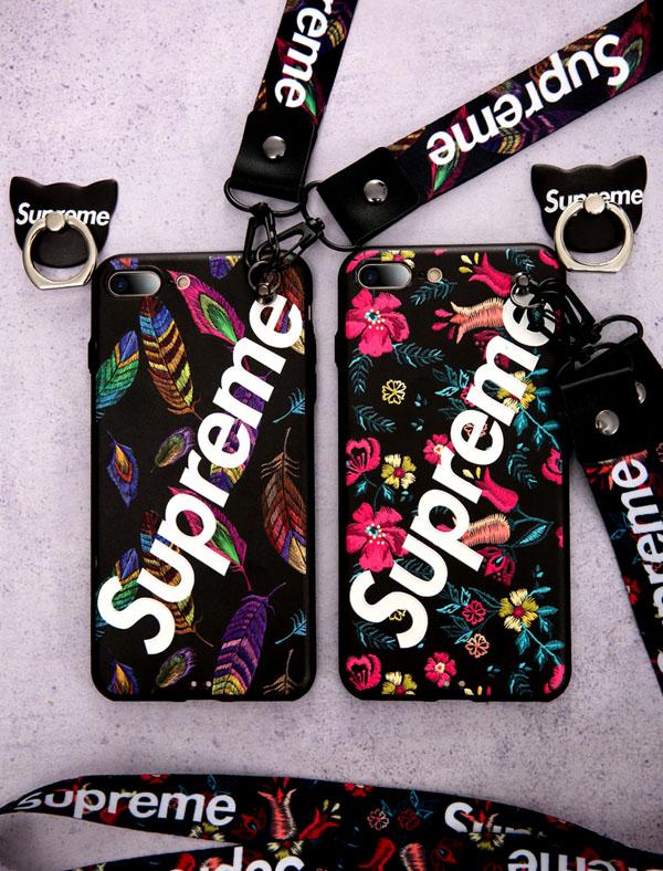 シュプリーム Galaxy Note8 ケース