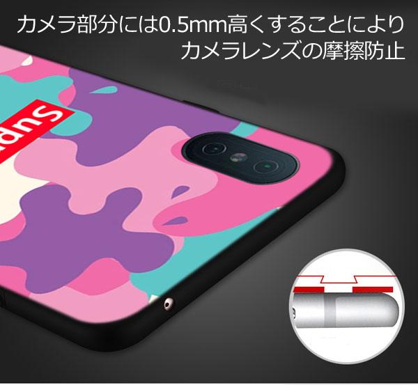 シュプリーム galaxy s9plus カバー