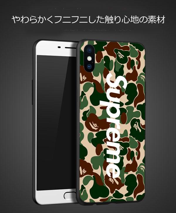 iphone x ケース supreme