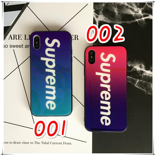 シュプリーム iphone X ケース