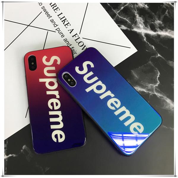 シュプリーム iphone8 ハードケース