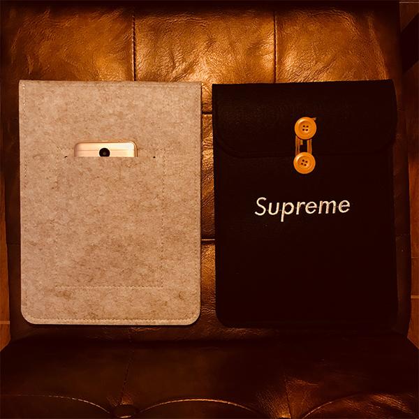 シュプリーム iPad mini ケース