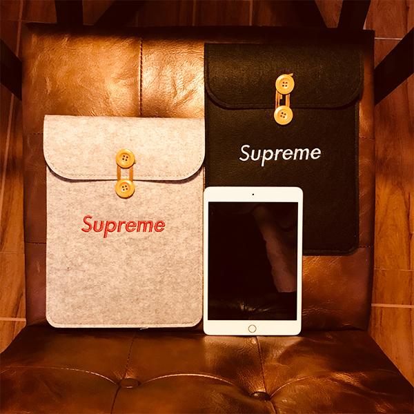 シュプリーム iPad mini 4 ケース