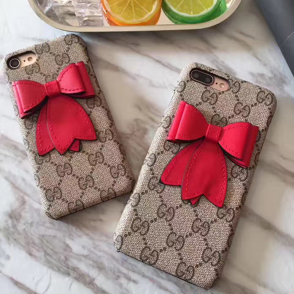 Gucci iphone7plus 背面ケース