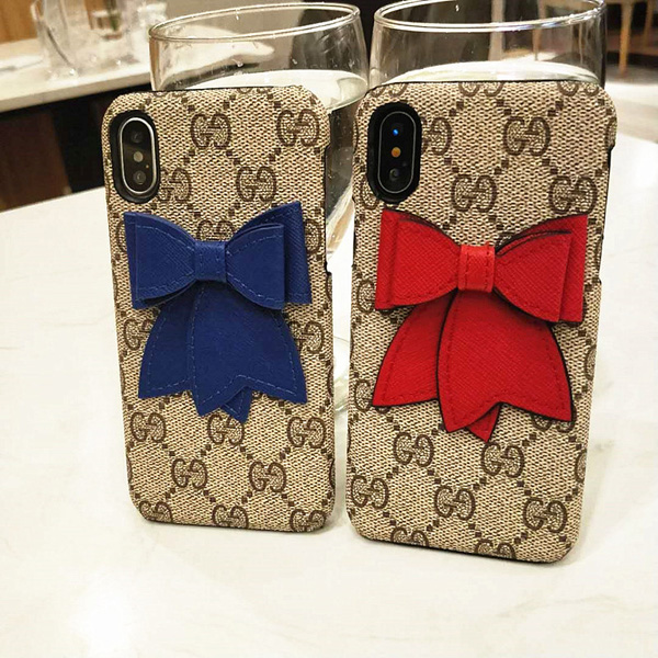 Gucci iphone X ケース
