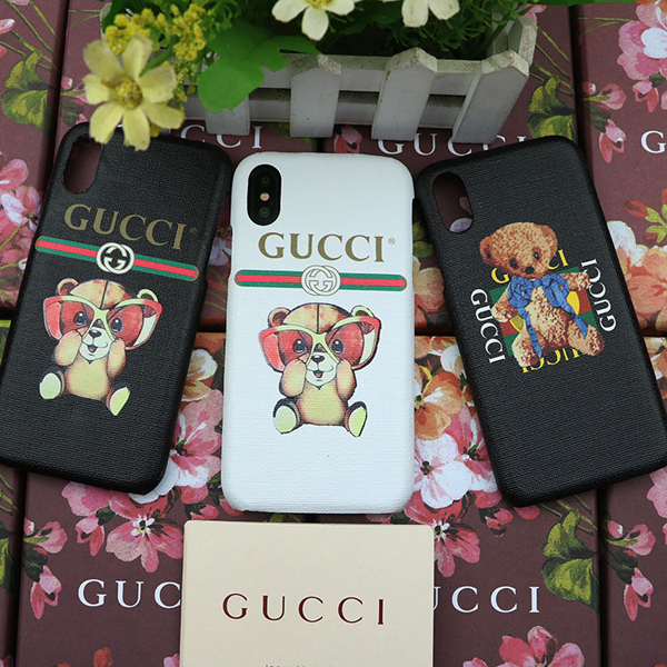 iphone8/8plus ケース GUCCI