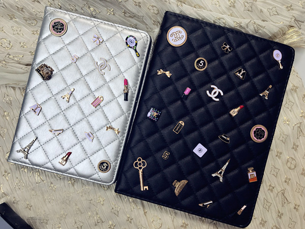 CHANEL ipad air2ケース デコ