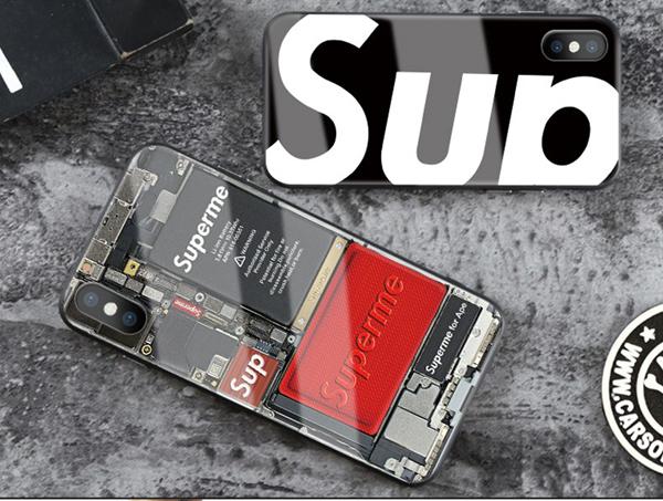 SUPREME IPHONEXカバー シュプリーム アイフォンXS/XS MAXケース