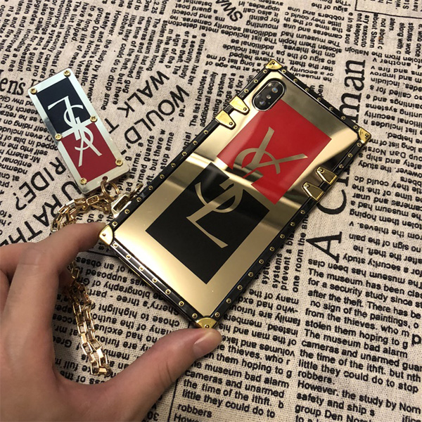 サンローラン Saint Laurent IPhone XS/XS MAXケース