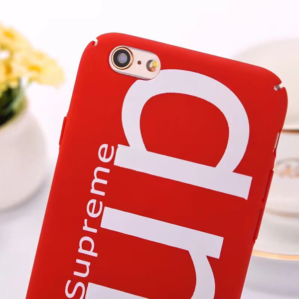 supreme iphone6s plusカバー