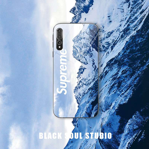 Supreme × THE NORTH FACE iphone XRカバー