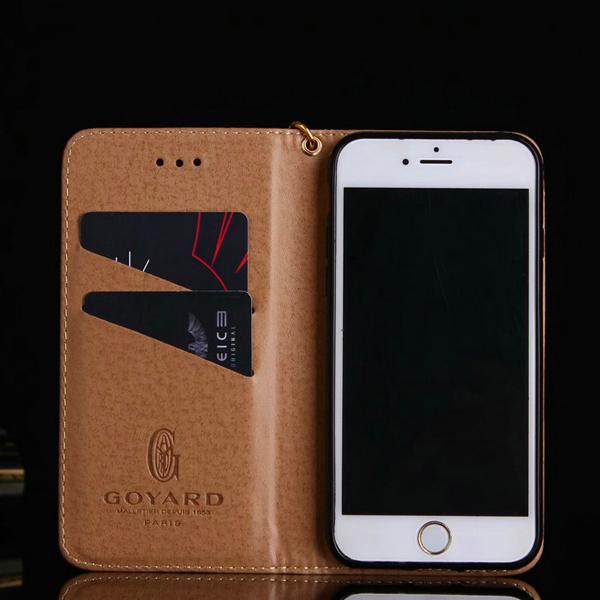 ゴヤール風 携帯ケース アイフォンxsmax 手帳型