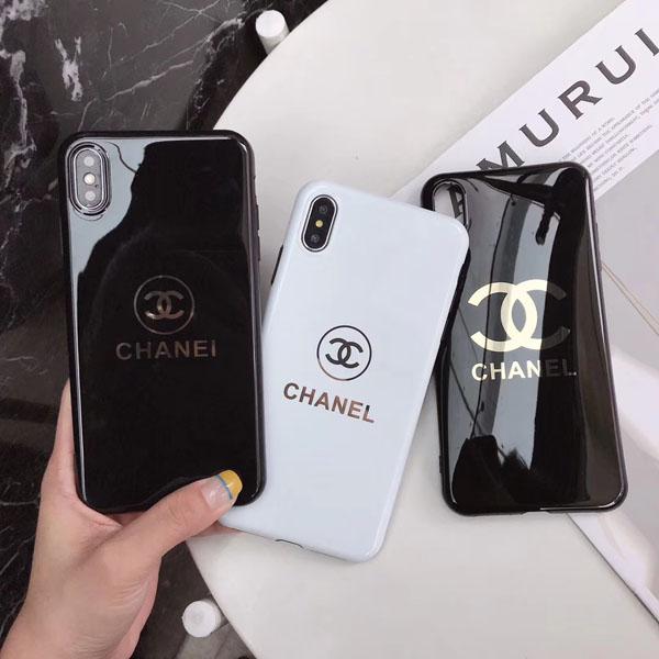 chanel アイフォンXS/XS MAXケース