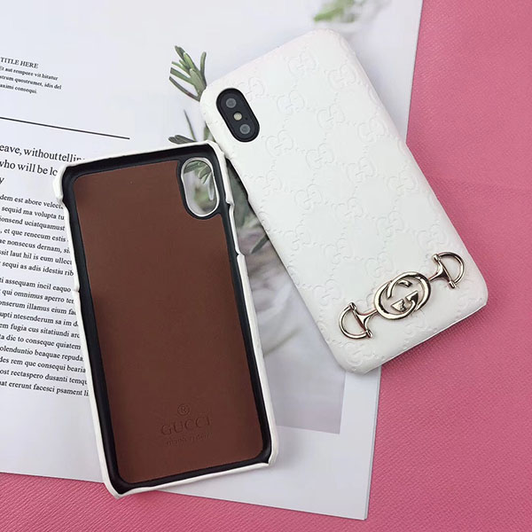 GucciiPhoneXS携帯カバー